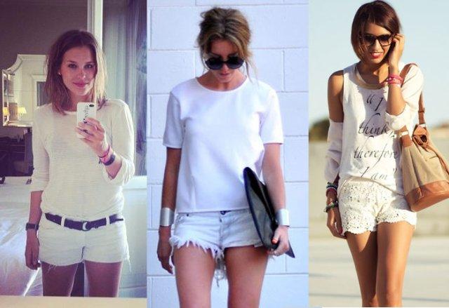 vista-o-look-branco-total-white-shorts-verao-2014-blog-glamforall